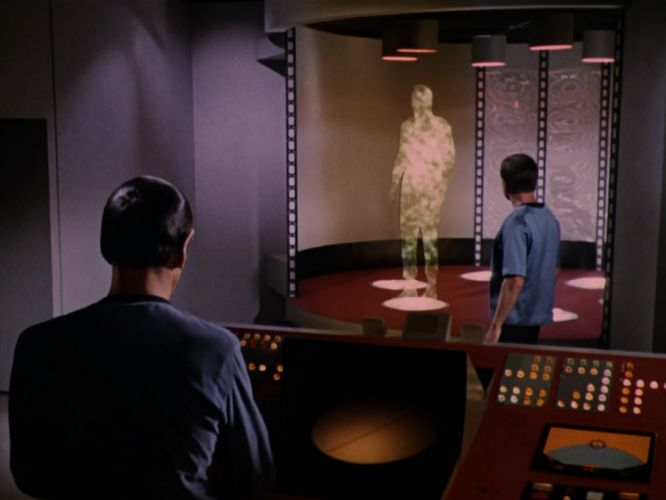 STAR TREK sci-fi action adventure television the-enemy-within (390) wallpaper