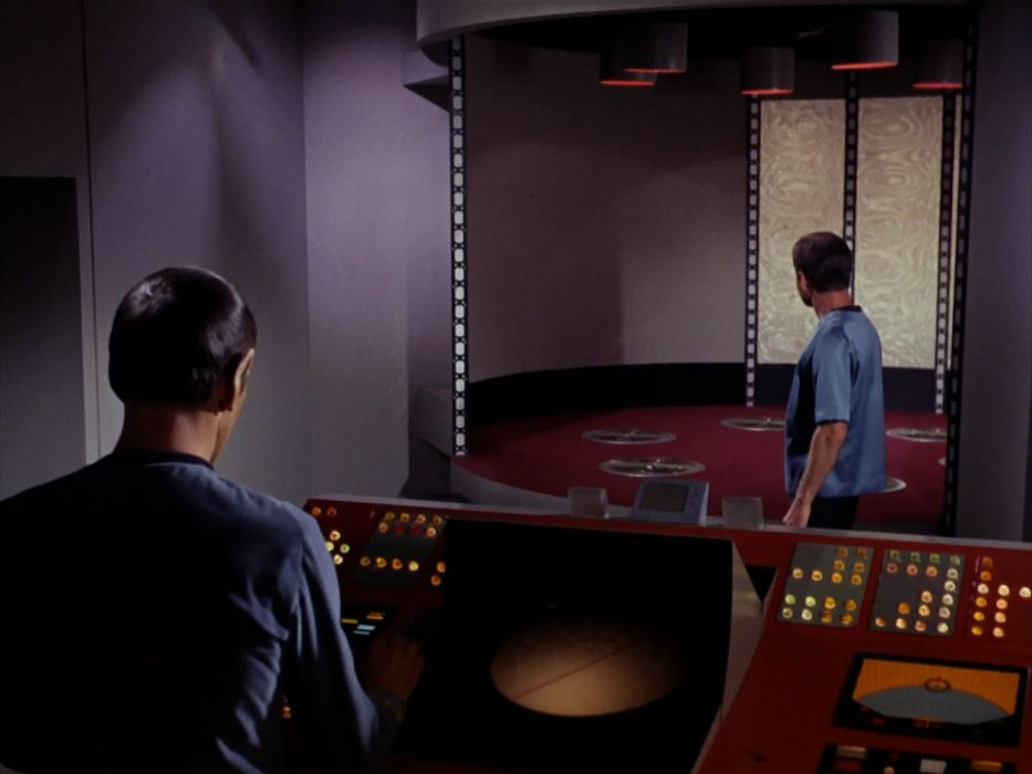 STAR TREK sci-fi action adventure television the-enemy-within (388) wallpaper