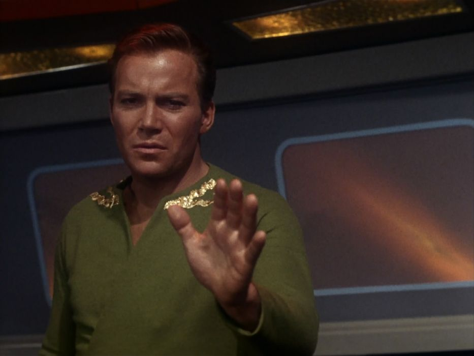 STAR TREK sci-fi action adventure television the-enemy-within (375) wallpaper