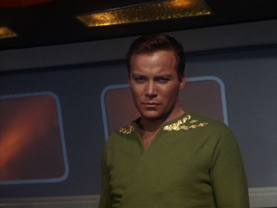STAR TREK sci-fi action adventure television the-enemy-within (374) wallpaper