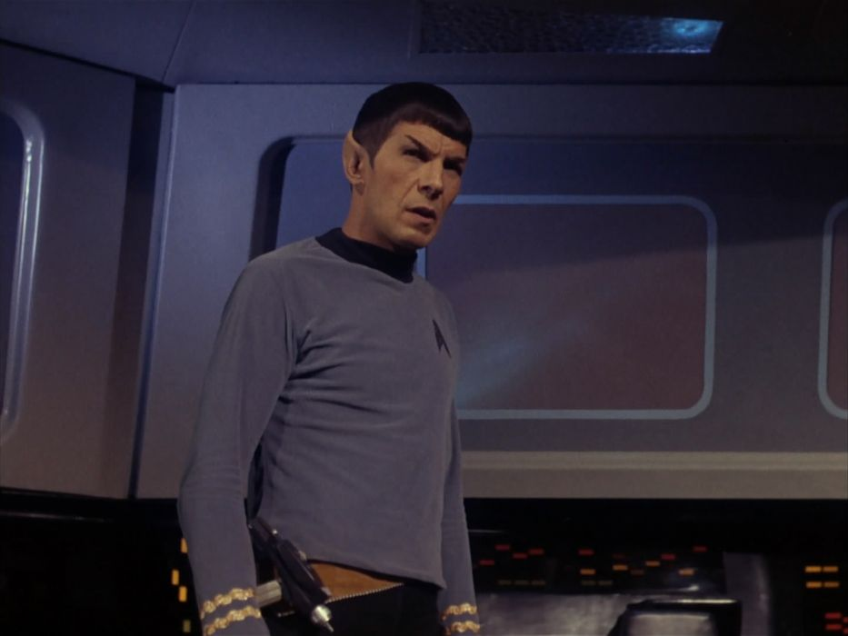 STAR TREK sci-fi action adventure television the-enemy-within (369) wallpaper