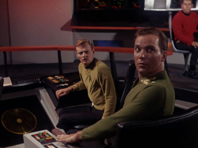 STAR TREK sci-fi action adventure television the-enemy-within (367) wallpaper