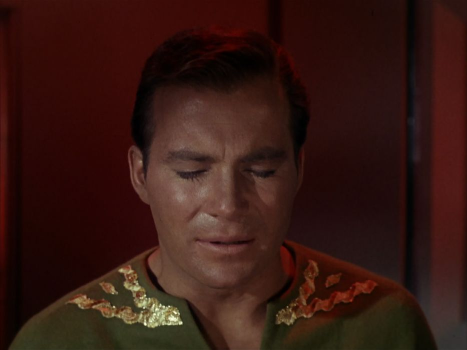 STAR TREK sci-fi action adventure television the-enemy-within (356) wallpaper