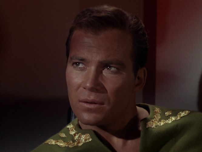 STAR TREK sci-fi action adventure television the-enemy-within (353) wallpaper