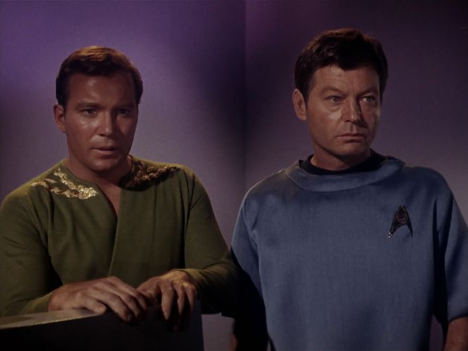 STAR TREK sci-fi action adventure television the-enemy-within (343) wallpaper