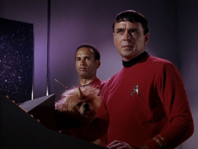STAR TREK sci-fi action adventure television the-enemy-within (325) wallpaper