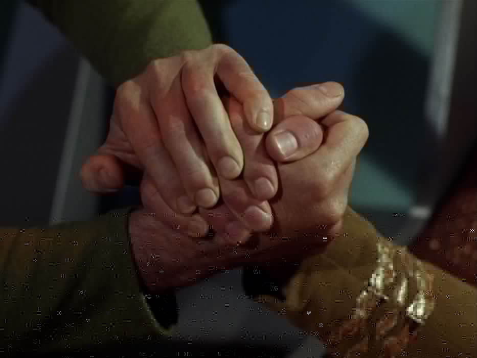 STAR TREK sci-fi action adventure television the-enemy-within (318) wallpaper