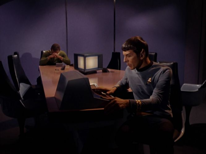 STAR TREK sci-fi action adventure television the-enemy-within (304) wallpaper