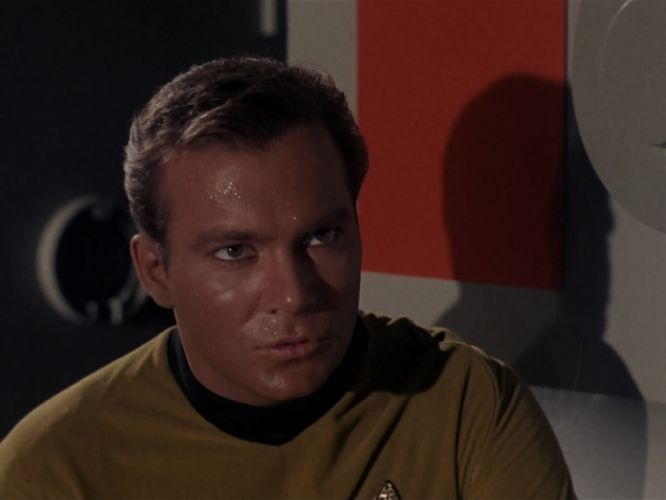 STAR TREK sci-fi action adventure television the-enemy-within (288) wallpaper