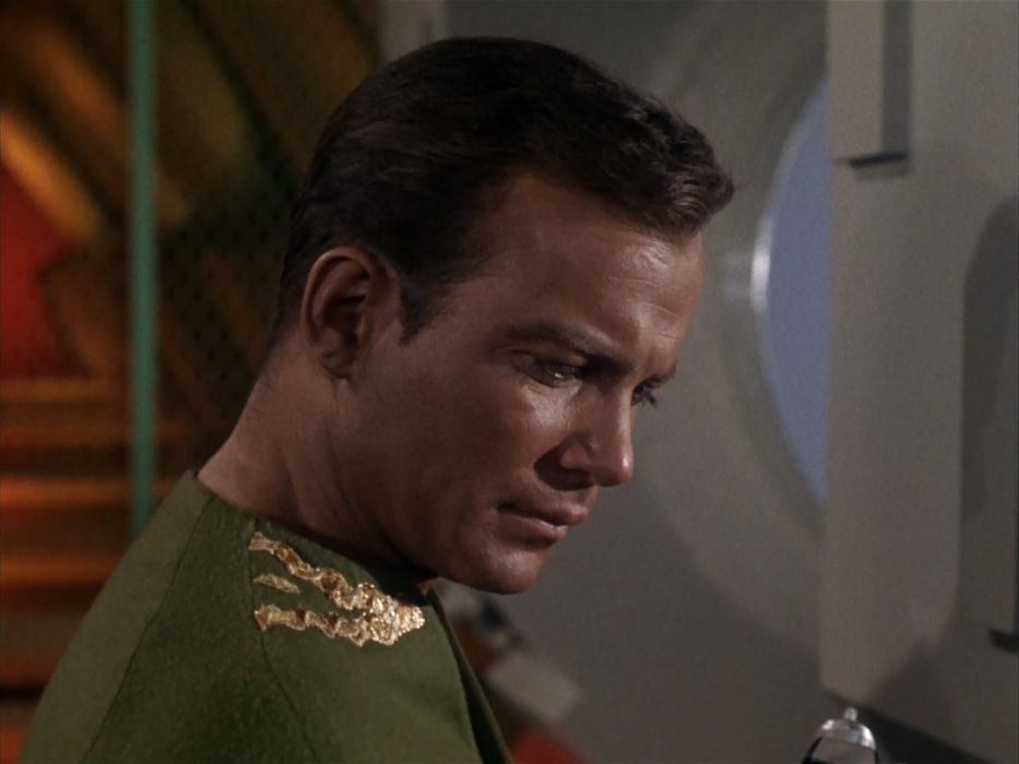 STAR TREK sci-fi action adventure television the-enemy-within (282) wallpaper