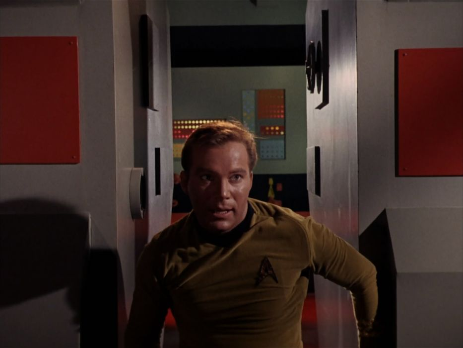 STAR TREK sci-fi action adventure television the-enemy-within (281) wallpaper