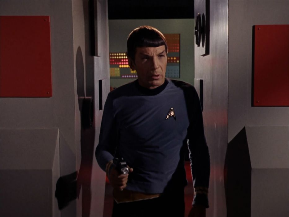 STAR TREK sci-fi action adventure television the-enemy-within (278) wallpaper