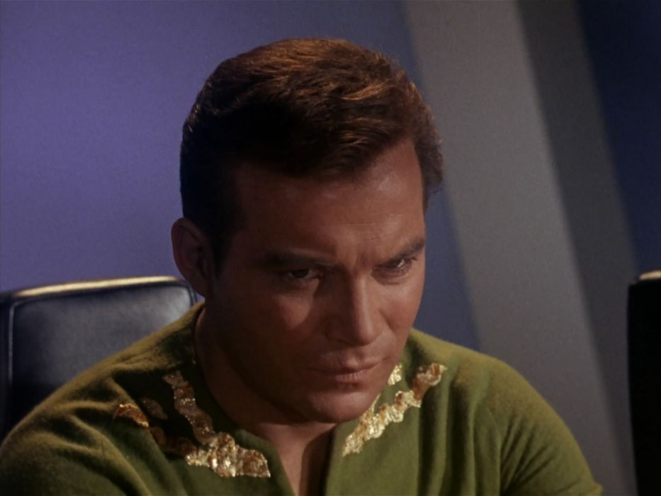 STAR TREK sci-fi action adventure television the-enemy-within (273) wallpaper
