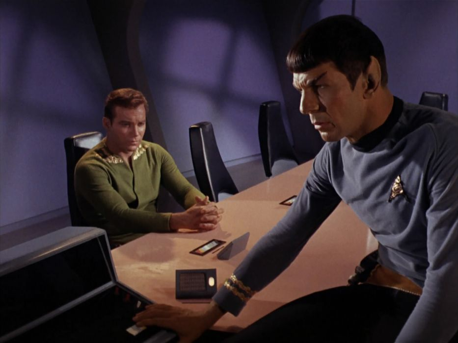 STAR TREK sci-fi action adventure television the-enemy-within (272) wallpaper