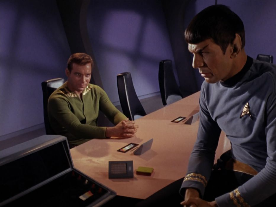 STAR TREK sci-fi action adventure television the-enemy-within (270) wallpaper