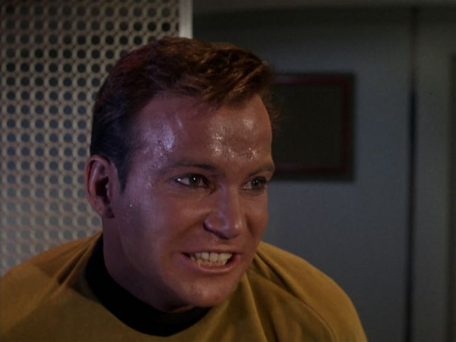 STAR TREK sci-fi action adventure television the-enemy-within (255) wallpaper