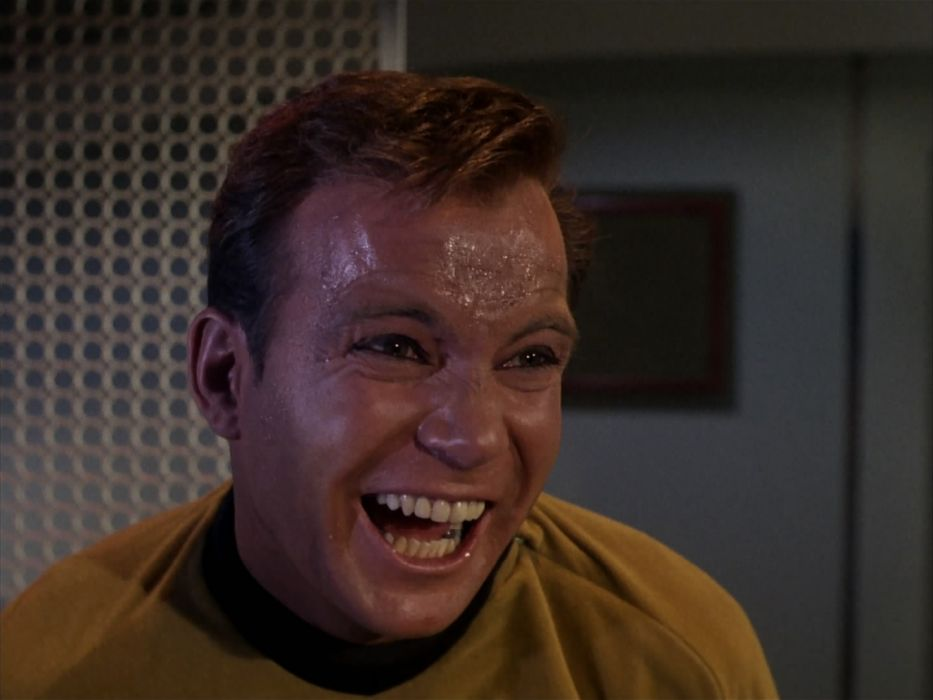 STAR TREK sci-fi action adventure television the-enemy-within (254) wallpaper