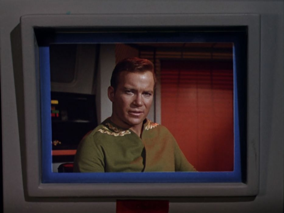 STAR TREK sci-fi action adventure television the-enemy-within (239) wallpaper