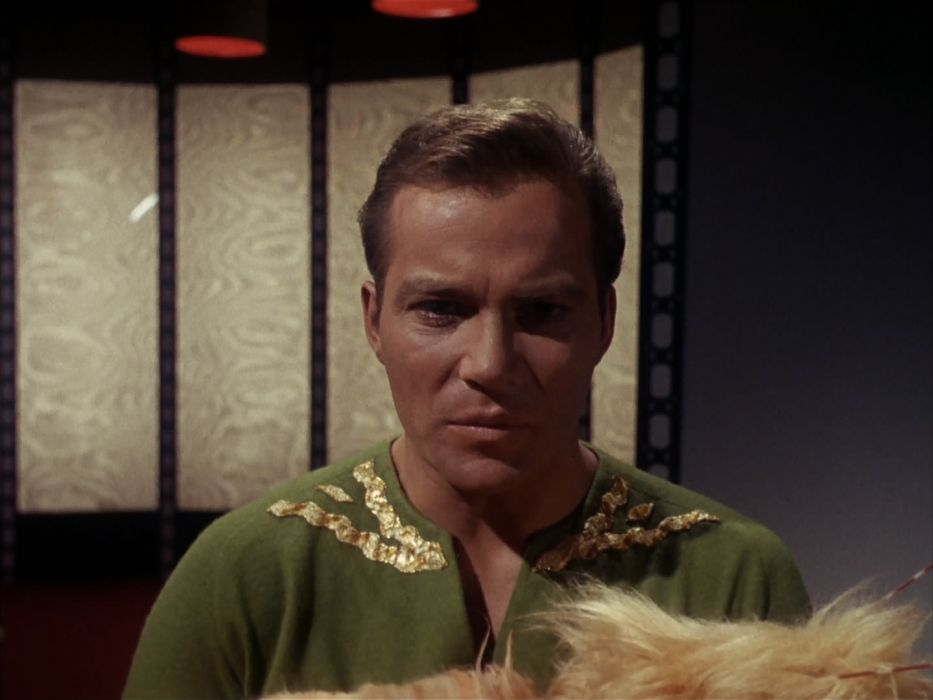 STAR TREK sci-fi action adventure television the-enemy-within (227) wallpaper