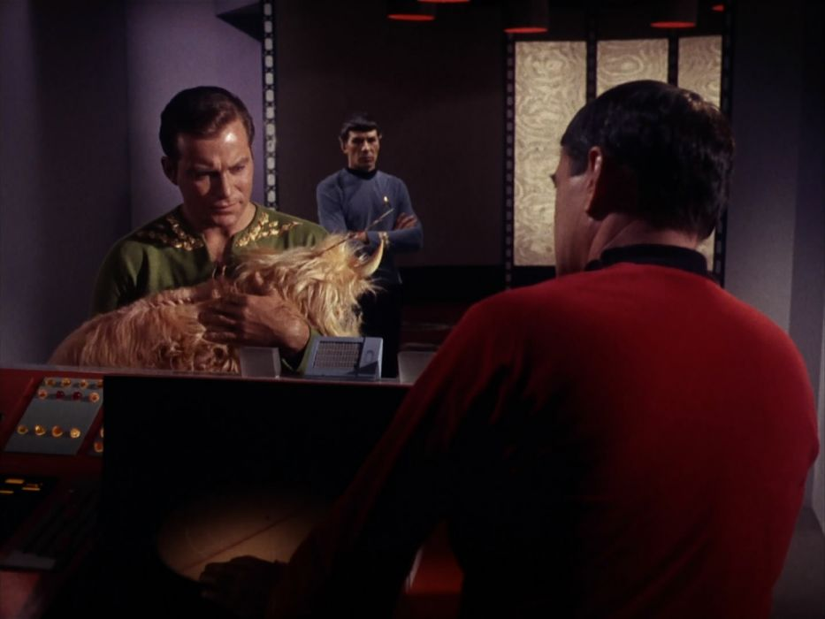 STAR TREK sci-fi action adventure television the-enemy-within (223) wallpaper