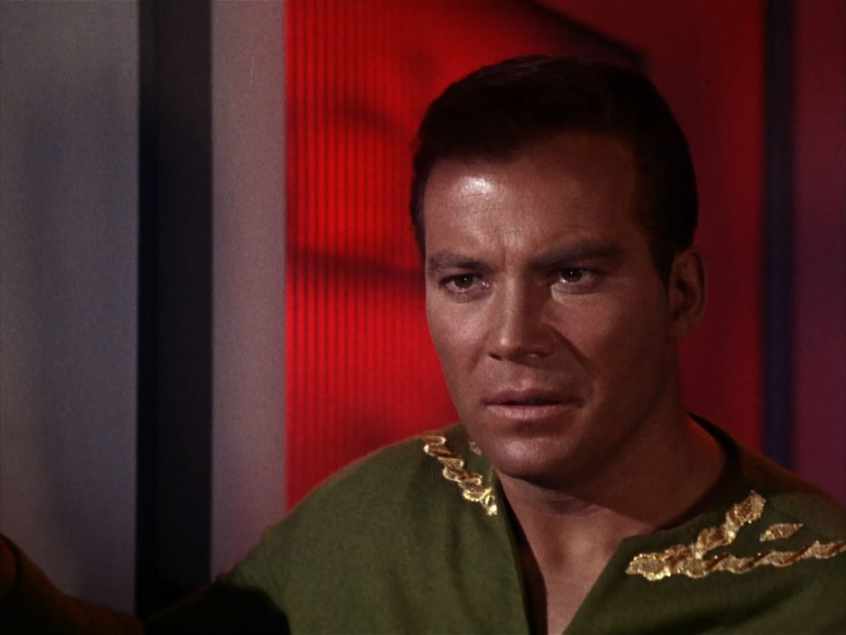 STAR TREK sci-fi action adventure television the-enemy-within (205) wallpaper