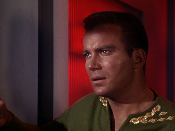 STAR TREK sci-fi action adventure television the-enemy-within (204) wallpaper