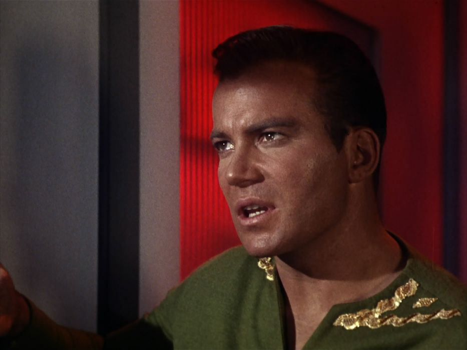 STAR TREK sci-fi action adventure television the-enemy-within (202) wallpaper