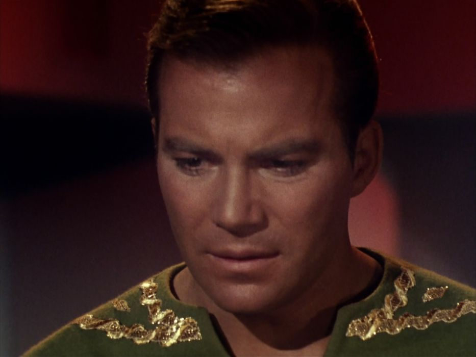 STAR TREK sci-fi action adventure television the-enemy-within (197) wallpaper