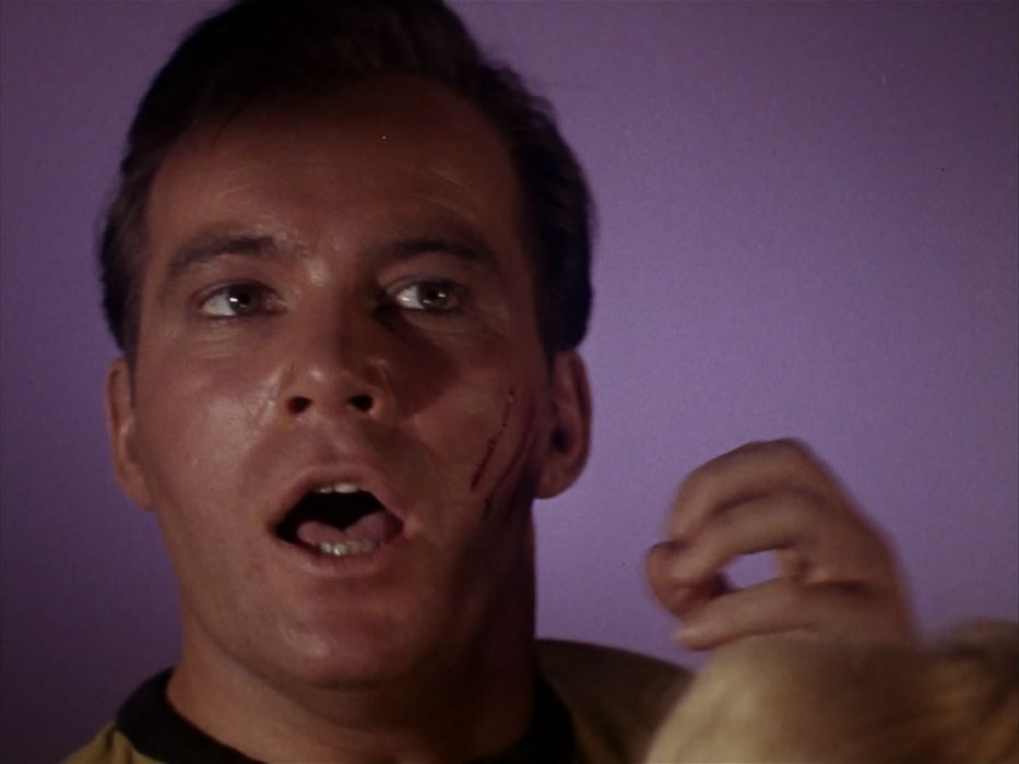 STAR TREK sci-fi action adventure television the-enemy-within (178) wallpaper