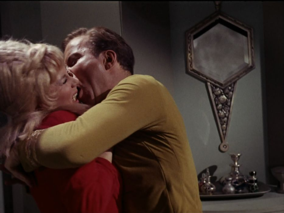 STAR TREK sci-fi action adventure television the-enemy-within (170) wallpaper
