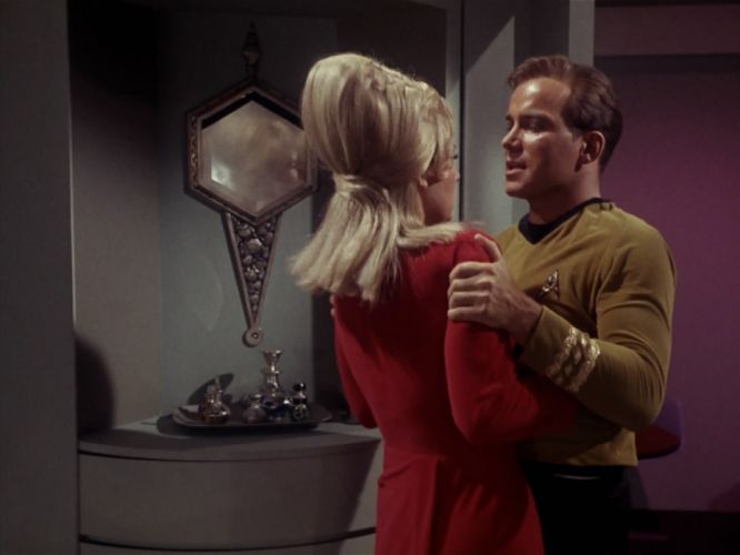 STAR TREK sci-fi action adventure television the-enemy-within (153) wallpaper