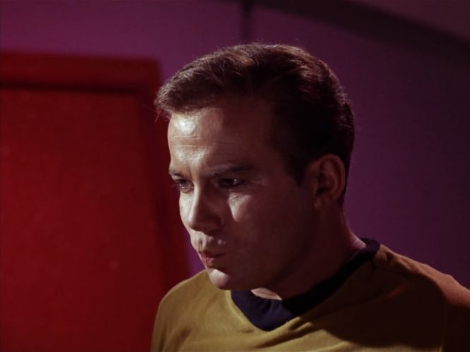 STAR TREK sci-fi action adventure television the-enemy-within (146) wallpaper