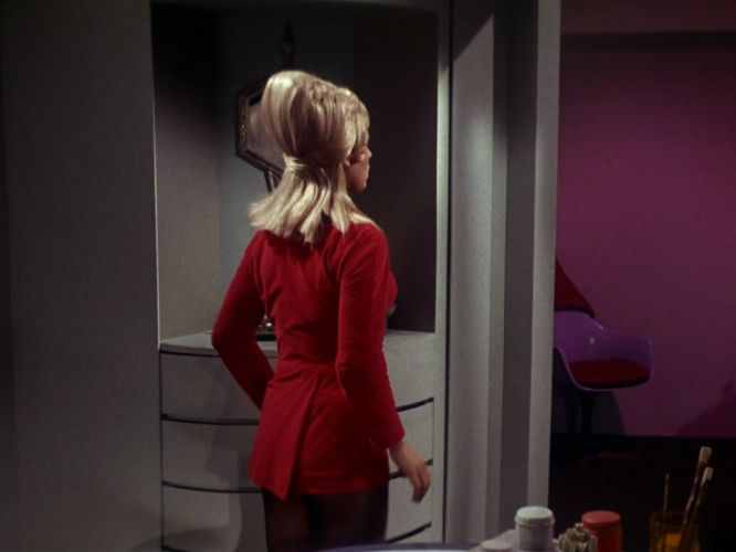 STAR TREK sci-fi action adventure television the-enemy-within (141) wallpaper