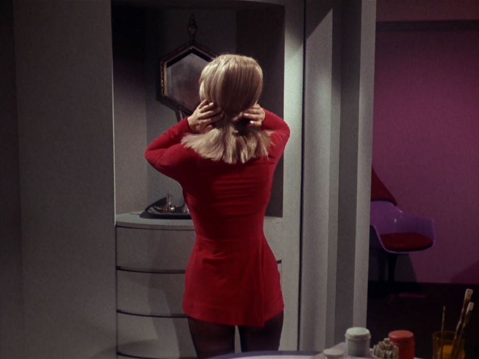STAR TREK sci-fi action adventure television the-enemy-within (132) wallpaper