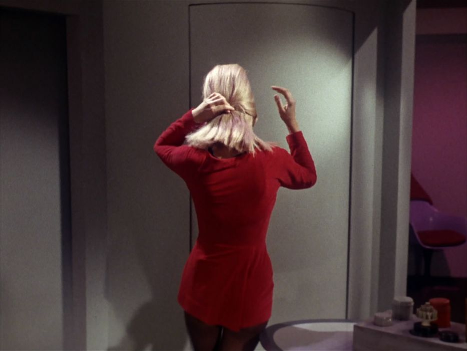STAR TREK sci-fi action adventure television the-enemy-within (130) wallpaper