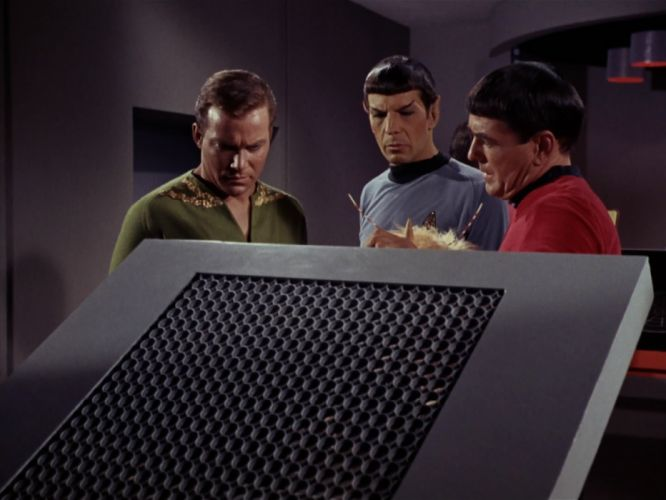 STAR TREK sci-fi action adventure television the-enemy-within (120) wallpaper
