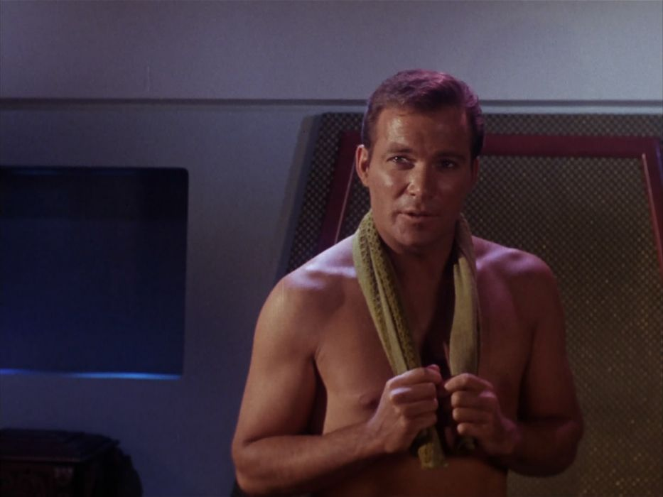 STAR TREK sci-fi action adventure television the-enemy-within (108) wallpaper