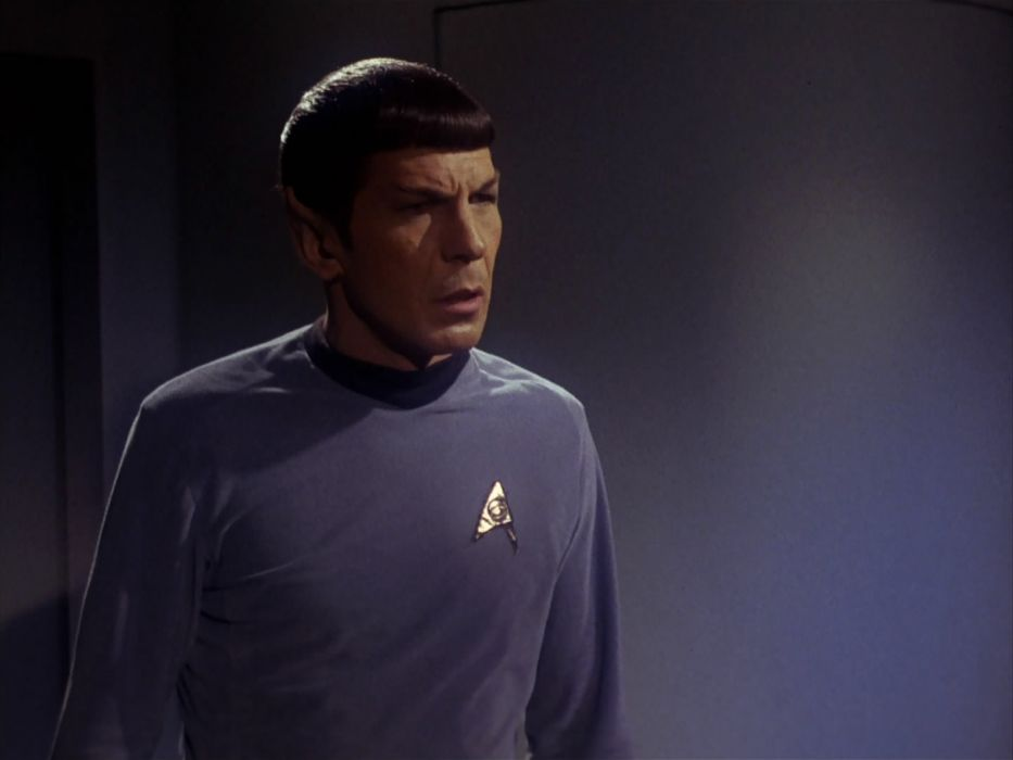 STAR TREK sci-fi action adventure television the-enemy-within (103) wallpaper