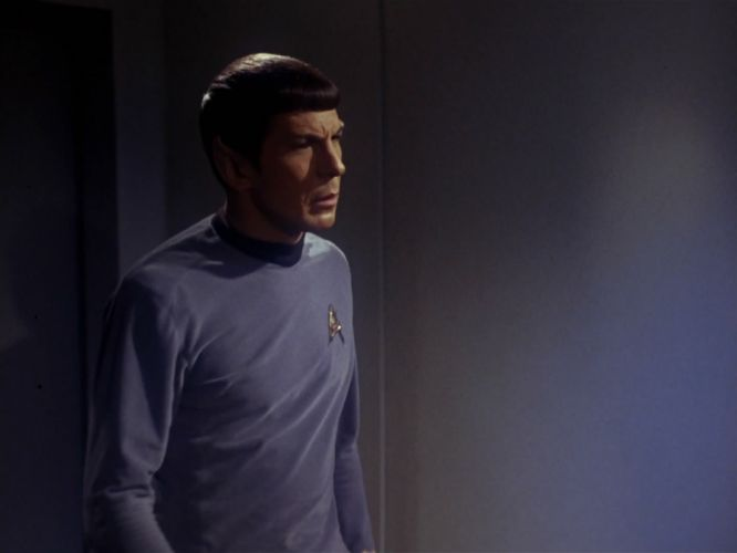 STAR TREK sci-fi action adventure television the-enemy-within (102) wallpaper