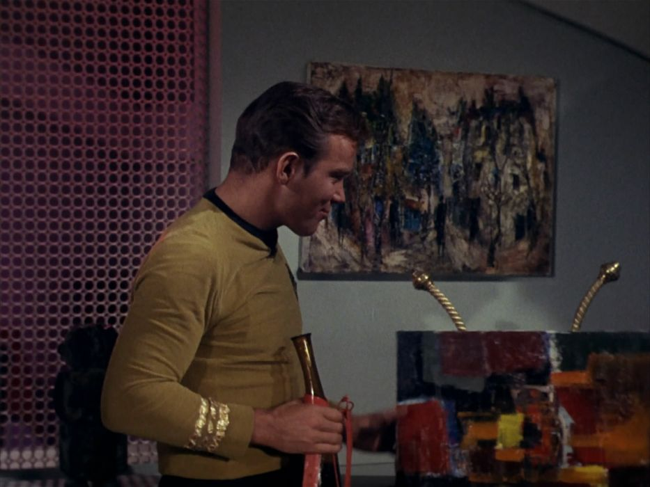 STAR TREK sci-fi action adventure television the-enemy-within (98) wallpaper
