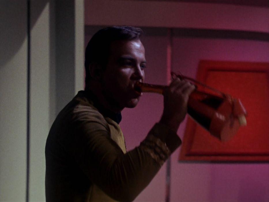 STAR TREK sci-fi action adventure television the-enemy-within (94) wallpaper