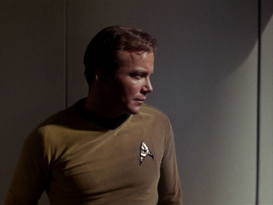 STAR TREK sci-fi action adventure television the-enemy-within (93) wallpaper
