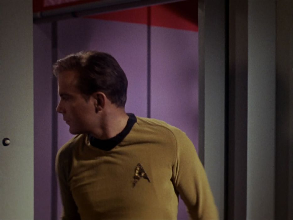 STAR TREK sci-fi action adventure television the-enemy-within (92) wallpaper