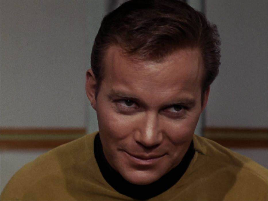 STAR TREK sci-fi action adventure television the-enemy-within (91) wallpaper