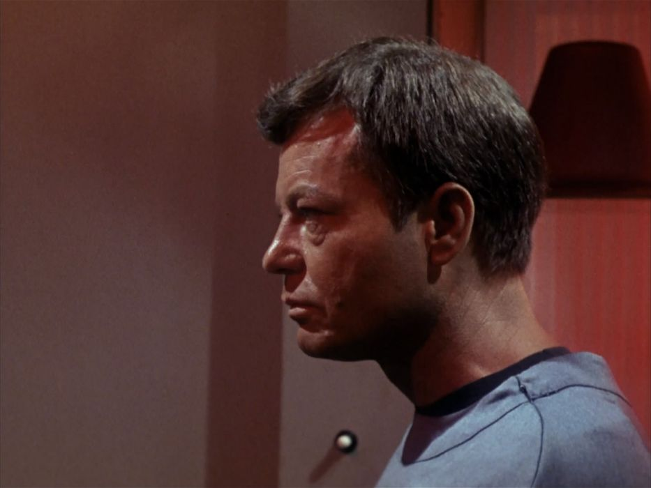 STAR TREK sci-fi action adventure television the-enemy-within (86) wallpaper
