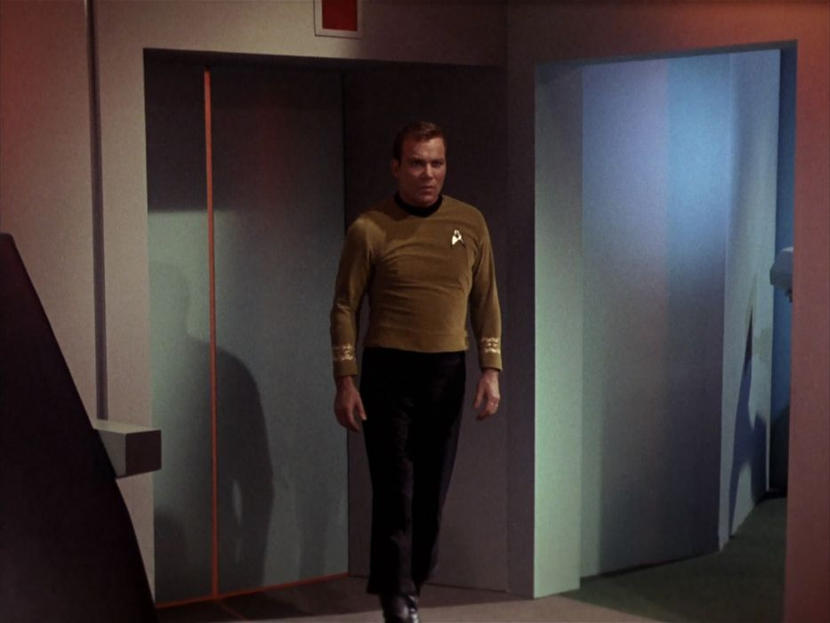 STAR TREK sci-fi action adventure television the-enemy-within (73) wallpaper