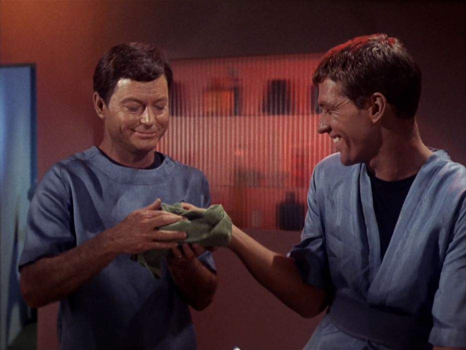 STAR TREK sci-fi action adventure television the-enemy-within (72) wallpaper