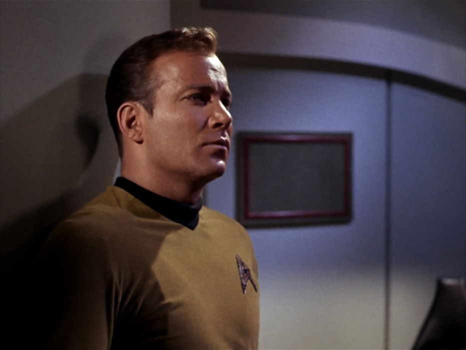 STAR TREK sci-fi action adventure television the-enemy-within (67) wallpaper