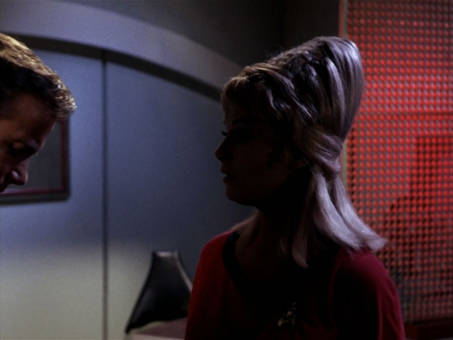 STAR TREK sci-fi action adventure television the-enemy-within (66) wallpaper