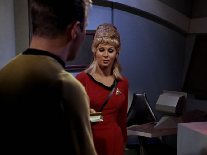 STAR TREK sci-fi action adventure television the-enemy-within (65) wallpaper